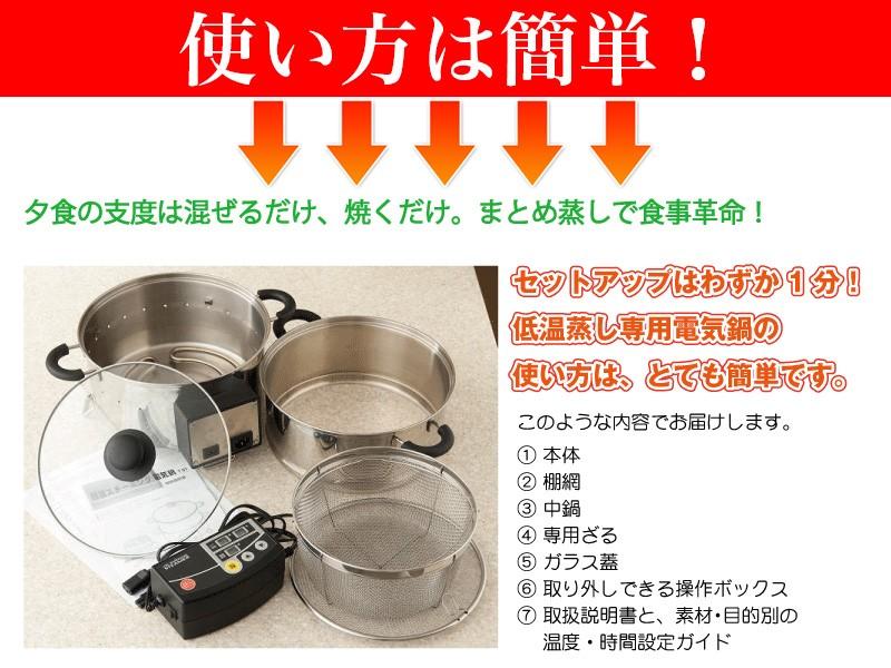 売れるランディングページ、鍋
