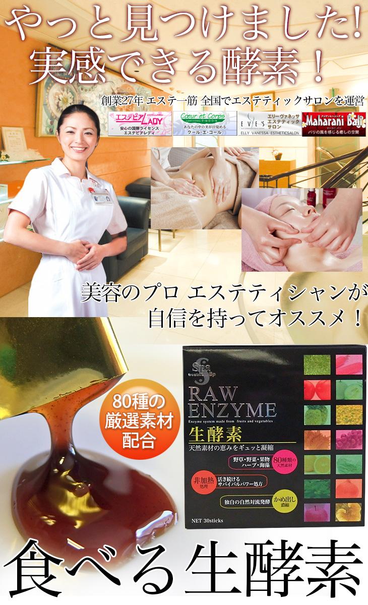 売れるランディングページ、酵素、サプリ、美容