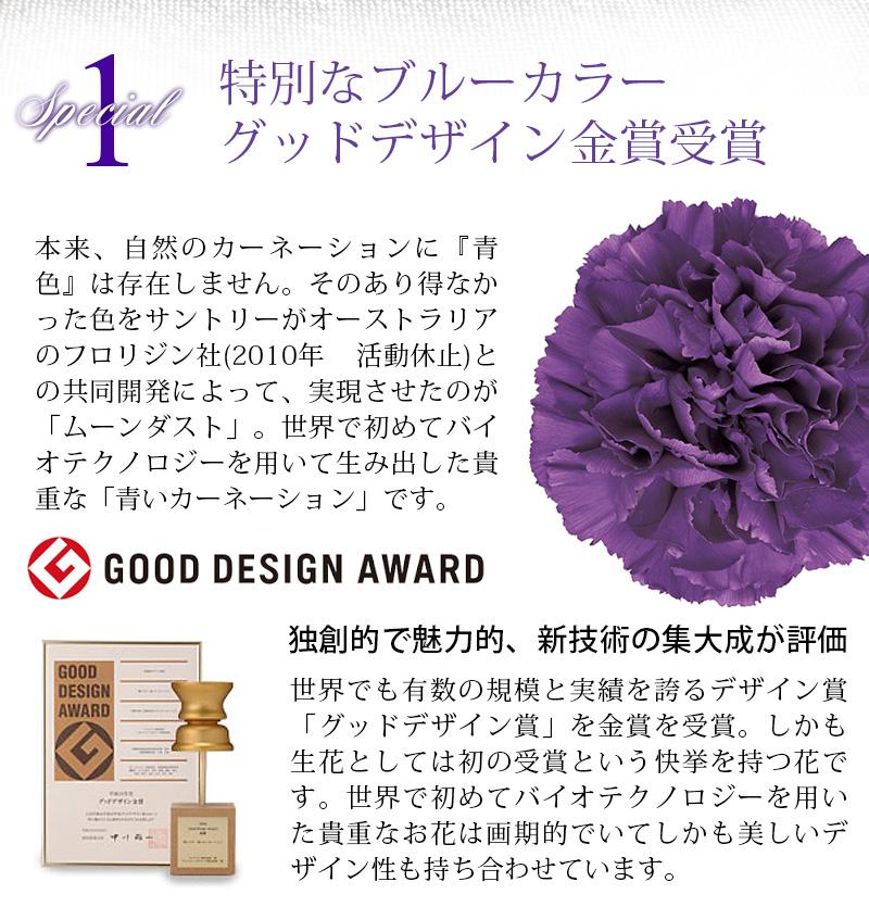 グッドデザイン賞受賞、ムーンダスト